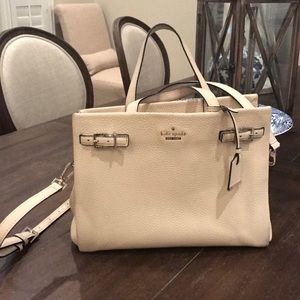 Kate Spade beige purse
